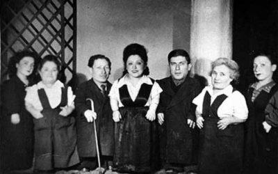 Les 7 nains d'AUSCHWITZ- BIRKENAU