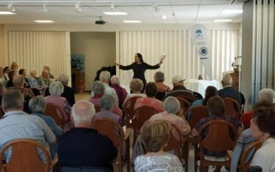 COVID-19 : Soutenir les résidents des EHPAD avec l'ONACVG et le Bleuet de France