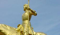 2020 l'année : Jeanne D'Arc – Sainte Patronne de la France