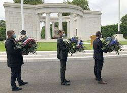 Memorial Day : deux cérémonies diffusées sur les réseaux sociaux