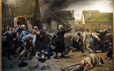 La ministre Geneviève Darrieussecq dans les Ardennes pour les 150 ans des combats de Bazeilles