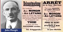 1940 : TOUT PREMIER ACTE DE RÉSISTANCE CIVILE FRANÇAISE en Franche-Comté.