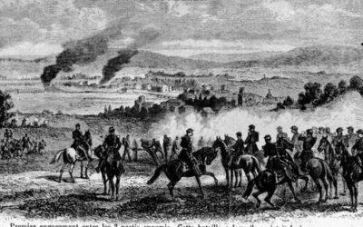 2 Août 1870 : l'escarmouche de Sarrebruck