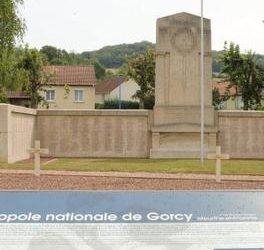 Savez-vous où le fils du Maréchal Foch est enterré ?