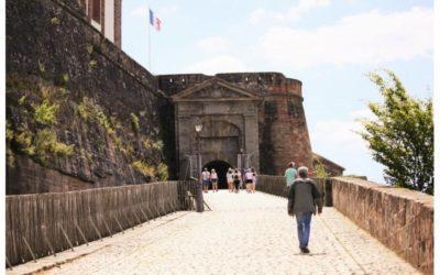 La Citadelle de Bitche, une forteresse imprenable