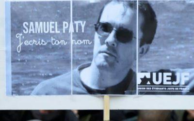 LE FILS DE SAMUEL PATY VA DEVENIR PUPILLE DE LA NATION
