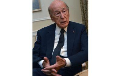 DECES de l'ancien Président de la République VALERY GISCARD D'ESTAING