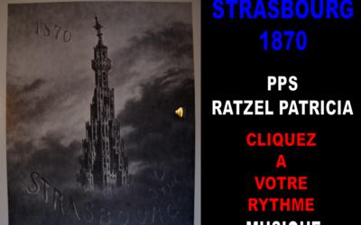 La capitulation de Strasbourg en septembre 1870.