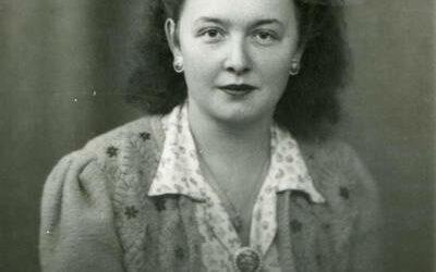 Colette LACROIX entrée en Résistance à l'âge de 16 ans