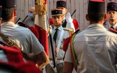 Quand le 1er régiment d'infanterie entrait en résistance