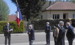 Commémoration de la Victoire du 8 mai 1945 – 2021 ressemble tristement à 2020.