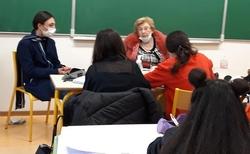 Voici le récit de la journée témoignages organisée au collège Voltaire