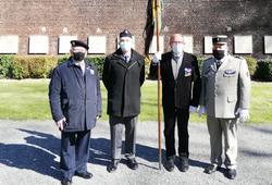 FNAPOG Artois-Flandres Journée nationale du Souvenir des Victimes et des Héros de la Déportation