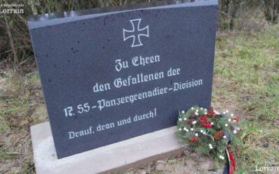 La Stèle Nazie : condamné en appel