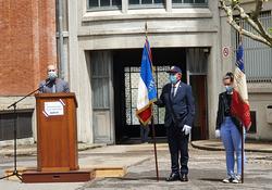 27 mai 2021 Journée Nationale de la résistance Fnapog Doubs