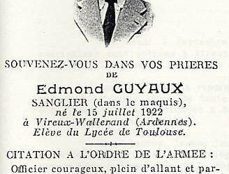 Edmond GUYAUX