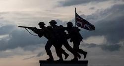 Pour le 77e anniversaire du Débarquement, un mémorial britannique ouvre à Ver-sur-Mer en Normandie