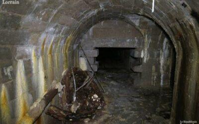 Les sept souterrains nazis de Metz