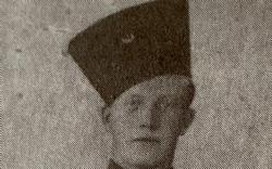 Hommage: Pierre Hackenberger fusillé le 16 juillet 1944 devant le talus SNCF bordant la ferme Bruskir.
