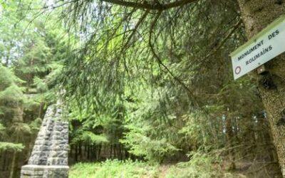 La fausse légende du cimetière militaire roumain