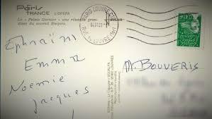 La carte postale ………BEREST……insolite et énigmatique