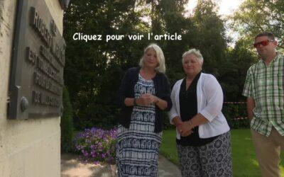Après des années de recherche, les descendants d'un GI tué en 1944 découvrent qu'il est le héros d'un village de l'Aisne